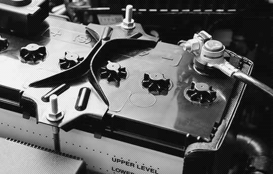 batteries-bw